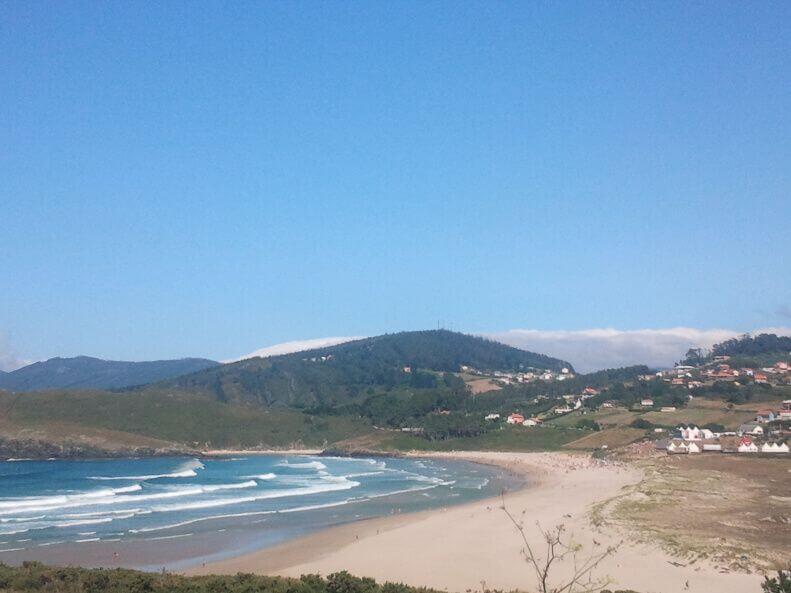 playa de pantín