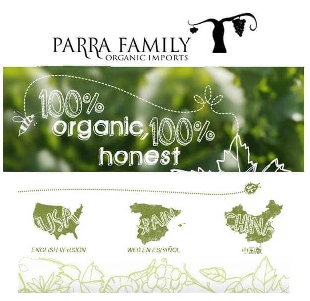 PARRA FAMILY ORGANICS