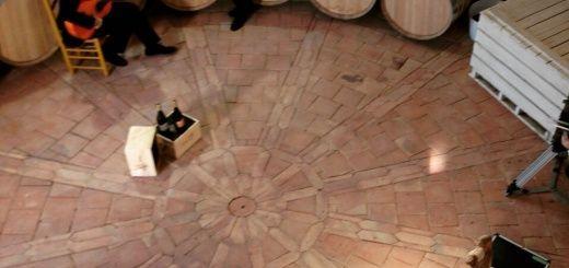 patriplanner in a croatian tour in a winery in la mancha