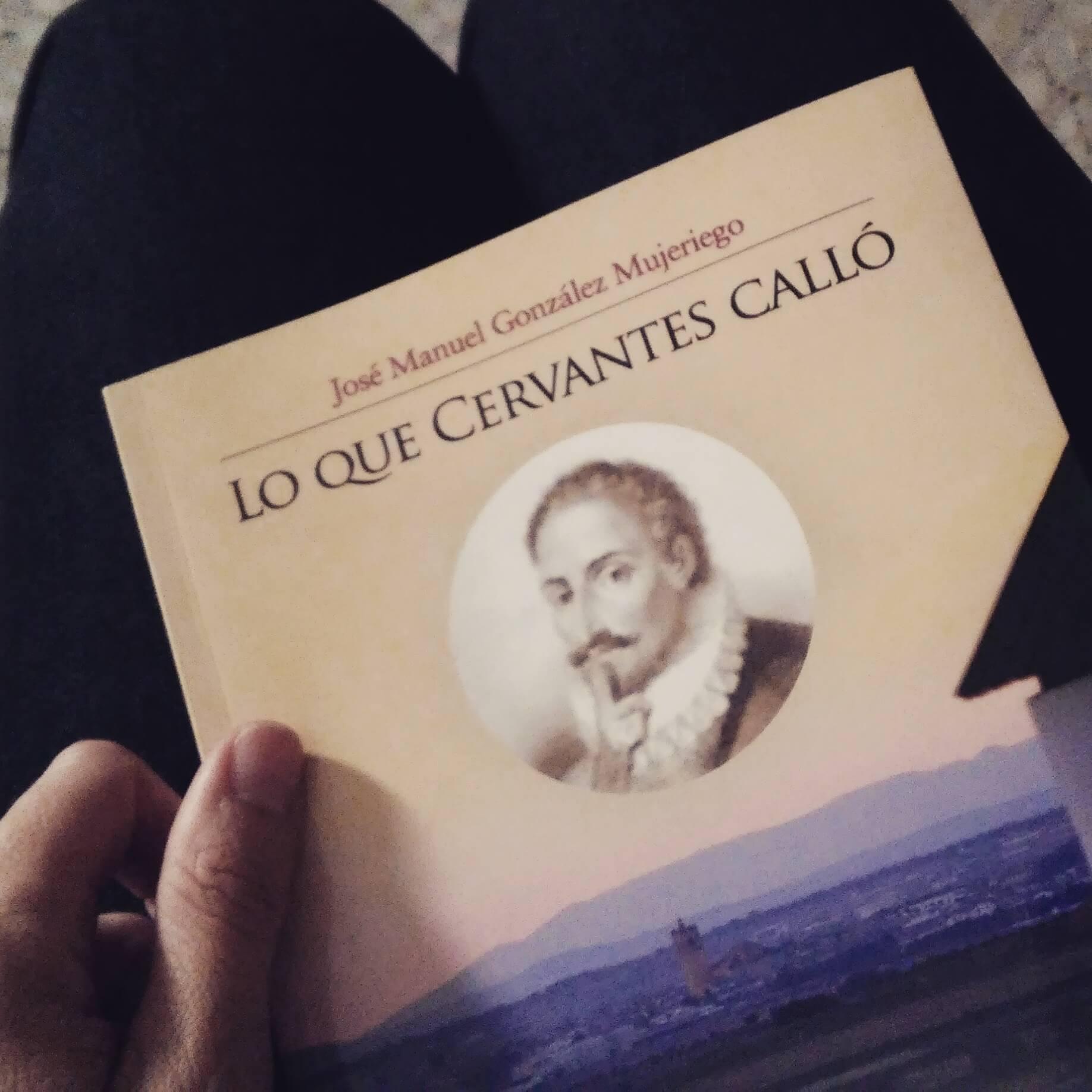 Libro Lo que Cervantes calló