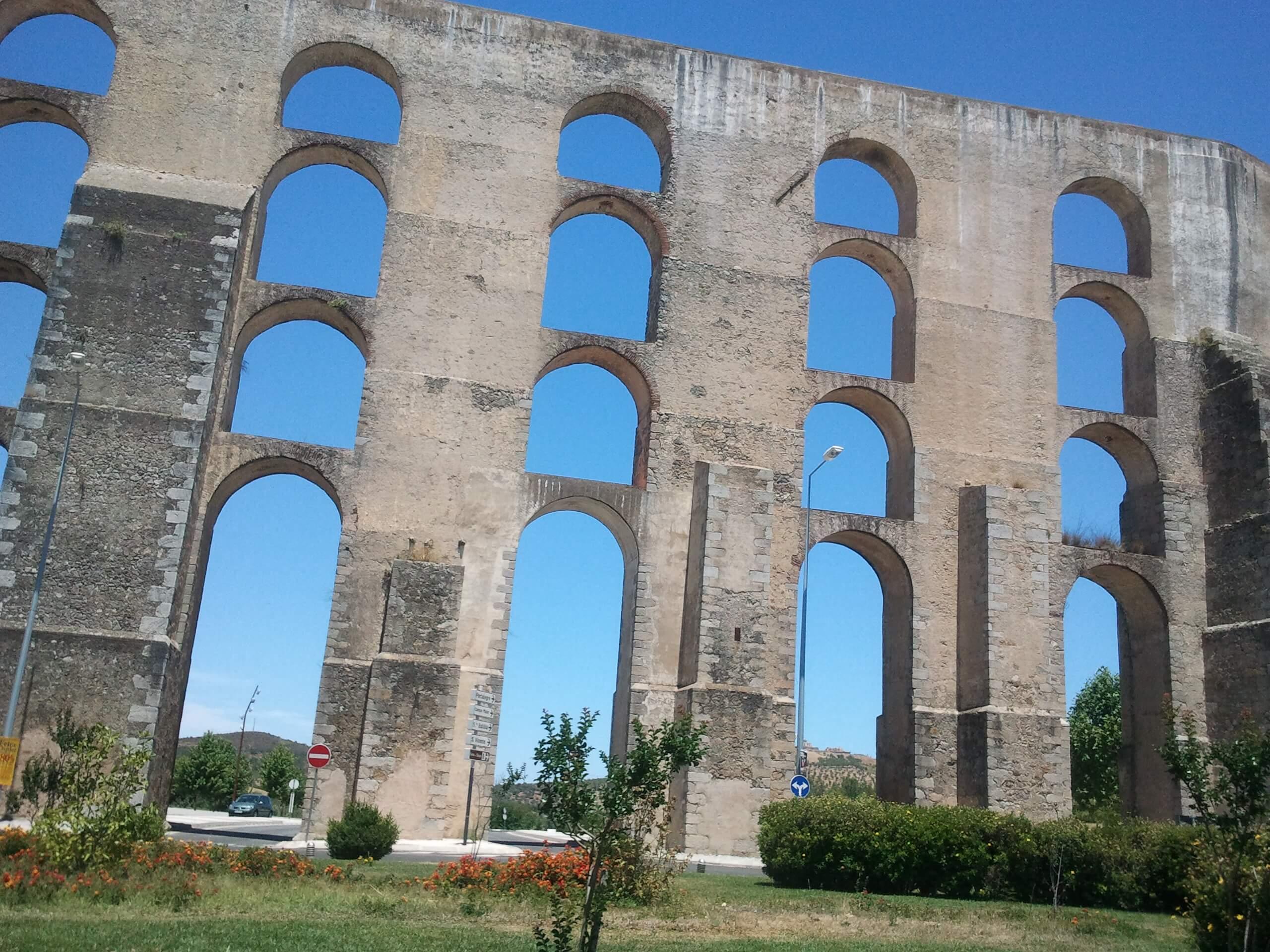 Acueducto de Elvas