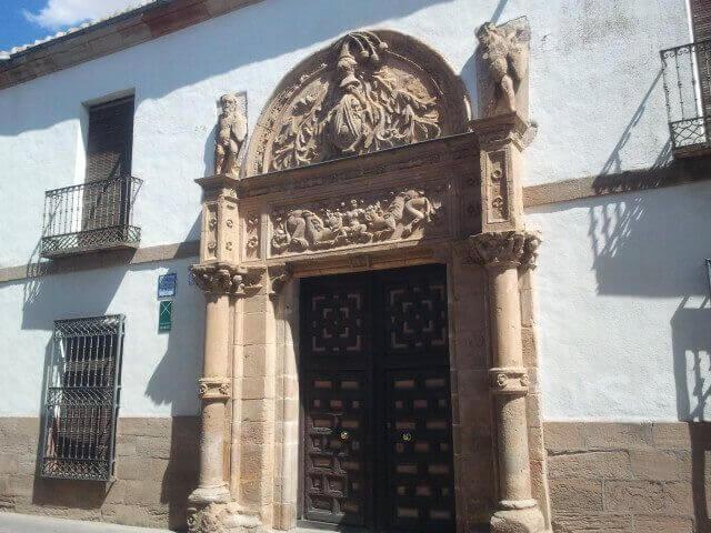 fachada de Almagro