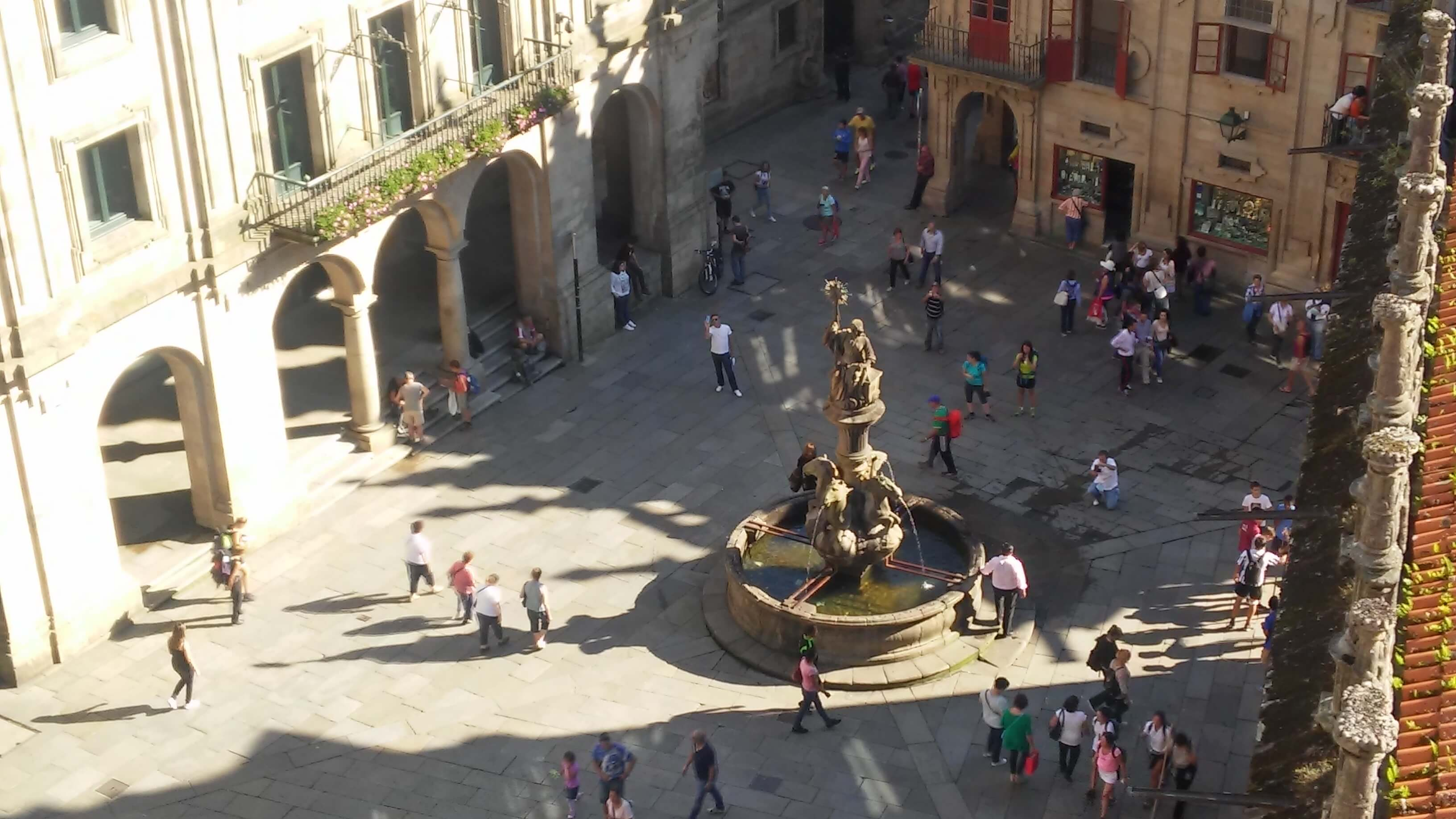 Cubiertas Catedral 9 Plaza Platerías
