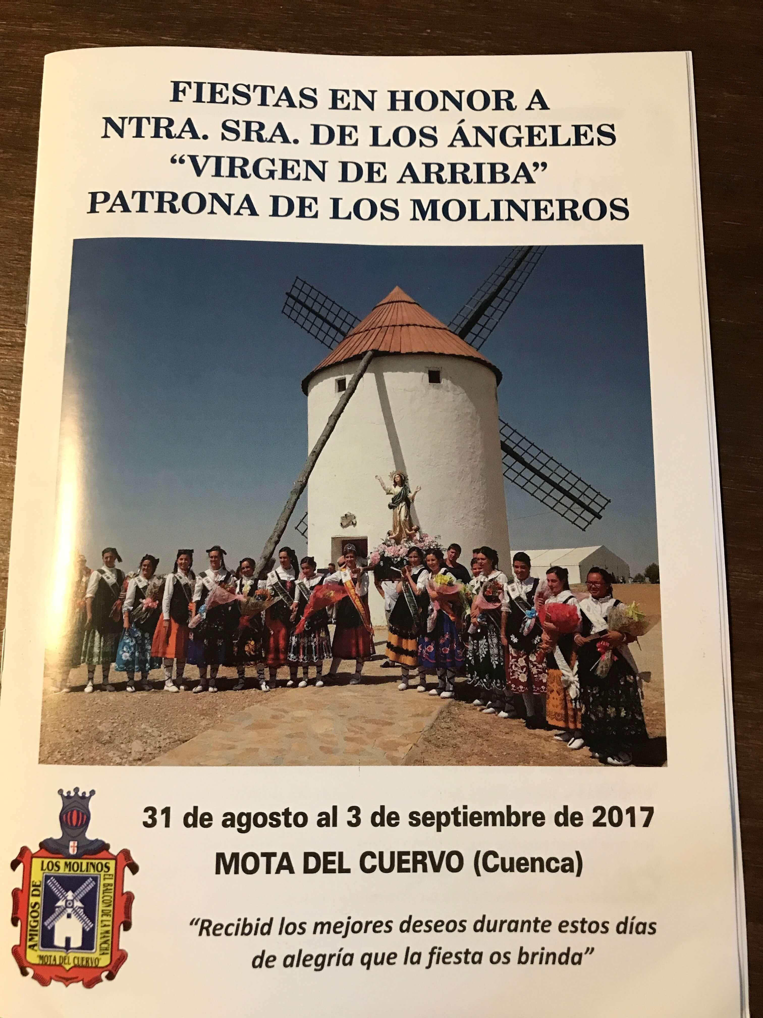 Fiestas molineras 2017