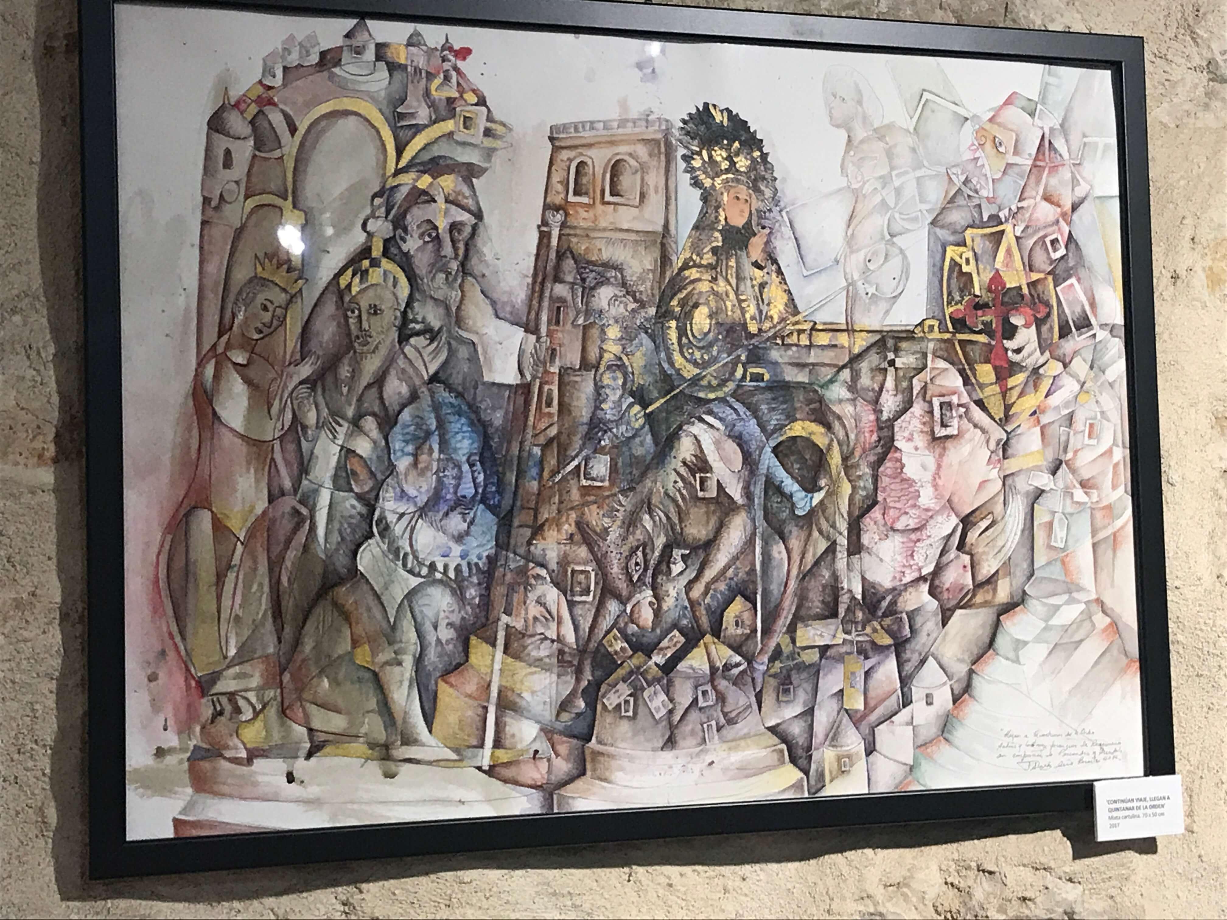 Exposición Persiles y Sigismunda