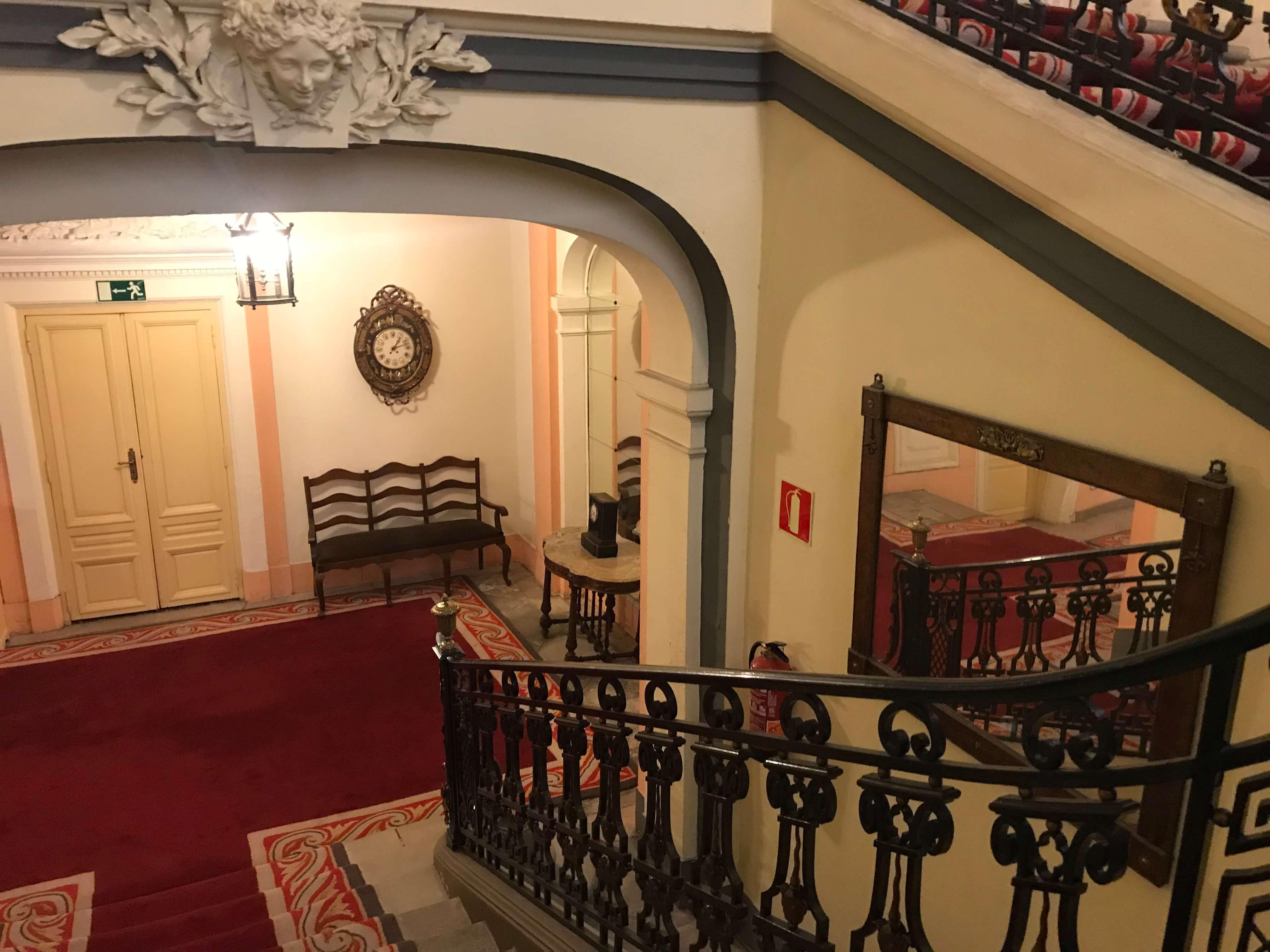 Fundación ferrocarriles españoles Palacio Juan núñez 2