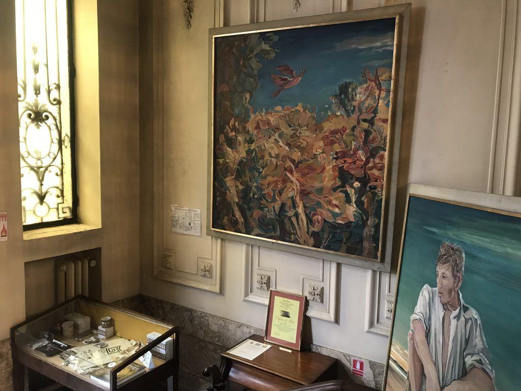 colección de arte Ligia y Pompiliu Macovei