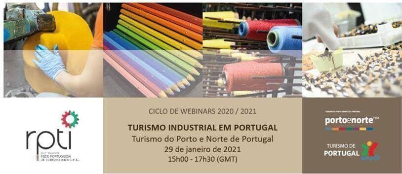 TURISMO INDUSTRIAL EN PORTUGAL webinar